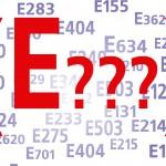 Как читать Е-код на продуктах