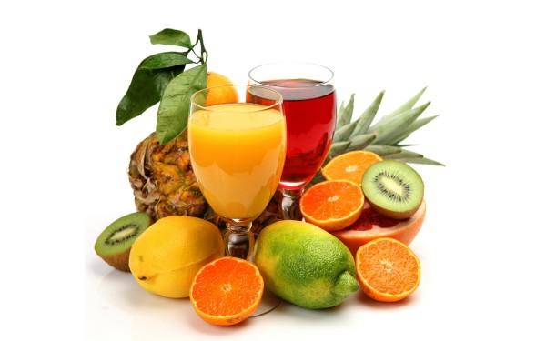 Натуральные соки кладовая витаминов