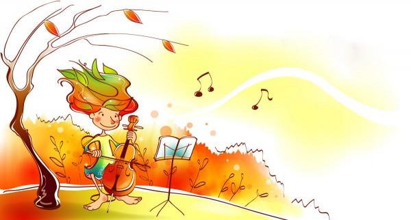 Девочка с виолончелью