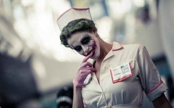 Медсестра, или Джокер