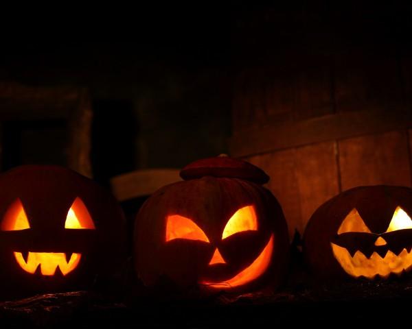 Хэллоуинские тыквы