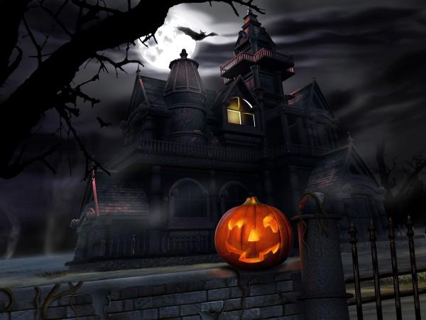 Зловещий дом