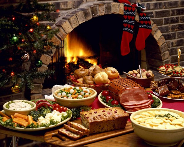 Как не набрать вес за новогодние праздники