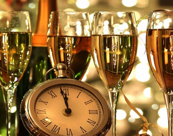 Как взбодриться перед Новым годом