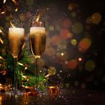 Новый год и алкоголь