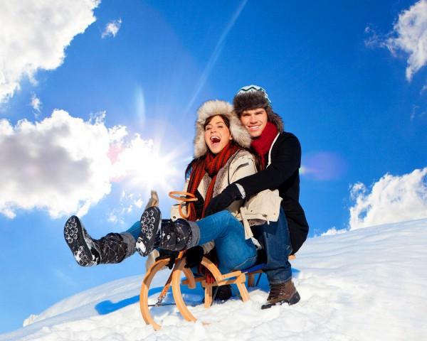 Спортивно-романтический зимний уикенд. Руководство к действию
