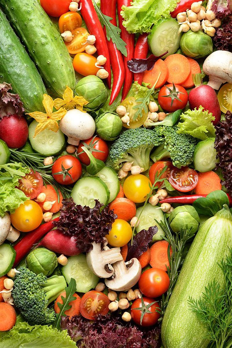 овощи в парнике фото