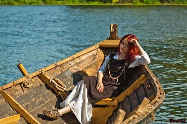 Жительница Скандинавского полуострова