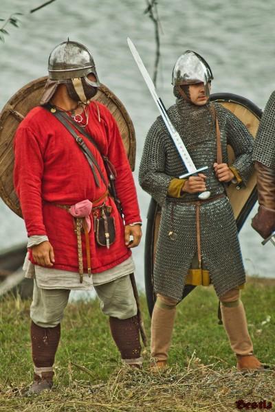 Воины средневековья