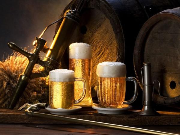 Пиво светлое премиум