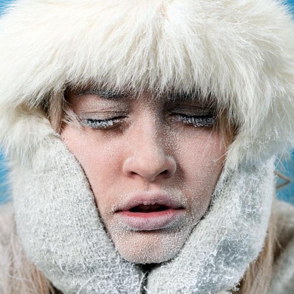 Обморожение - симптомы, признаки, действия